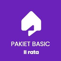 Pakiet Basic - II rata